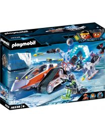 Playmobil Top Agents Spy Team Kommandoschlitten