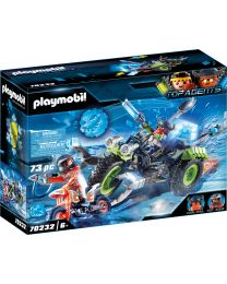 Playmobil Top Agents Arctic Rebels Eistrike
