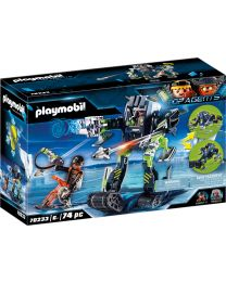Playmobil Top Agents Arctic Rebels Eisroboter