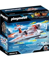 Playmobil Top Agents Spy Team Fluggleiter