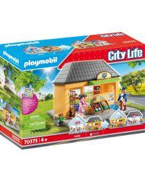 Playmobil City Life Mein Supermarkt
