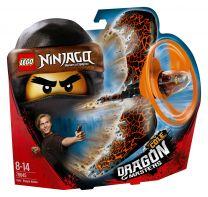 LEGO Ninjago Drachenmeister Cole