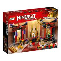 LEGO Ninjago Duell im Thronsaal