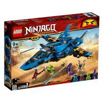 LEGO Ninjago Jay's Donner-Jet