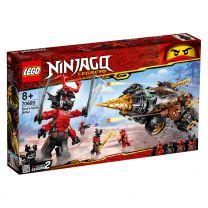 LEGO Ninjago Cole's Powerbohrer