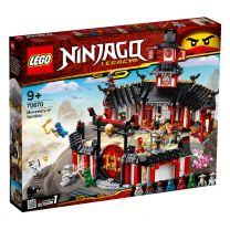 LEGO Ninjago Kloster des Spinjitzu