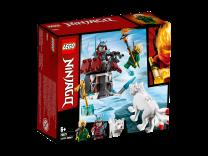 LEGO Ninjago Angriff des Eis-Samurai