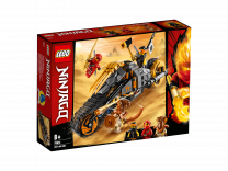 LEGO Ninjago Cole's Offroad Bike