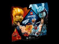 LEGO Ninjago Spinjitzu Kai vs. Eis-Samurai