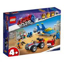 LEGO Movie 2 Emmets und Bennys Bau- und Reparaturwerkstatt