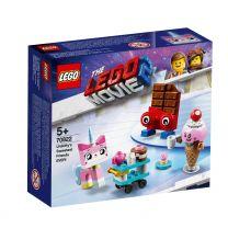 LEGO Movie 2 Einhorn Kittys niedlichste Freunde aller Zeiten