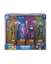 Fortnite Squad Mode (mit 4 Figuren und Zubehör)