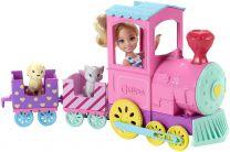 Barbie Chelsea Abenteuerzug (inkl. Puppe)