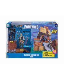 Fortnite Turbo Builder Set (mit 2 Figuren und Zubehör)