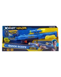 X-Shot Ninja Quick Scope (27m)