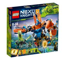 LEGO Nexo Knights Clay's Tech-Mech