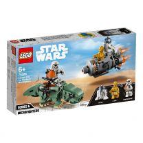 LEGO Star Wars Escape Pod vs. Dewback Microfighters