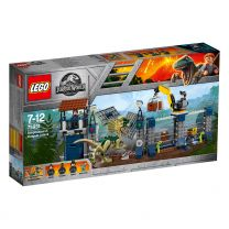 LEGO Jurassic World Angriff des Dilophosaurus