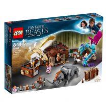 LEGO Harry Potter Newt's Koffer der magischen Kreaturen