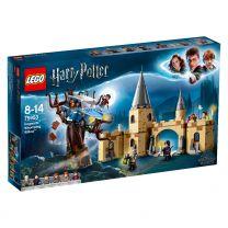 LEGO Harry Potter Die Peitschende Weide von Hogwarts