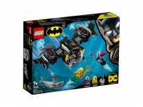 LEGO DC Super Heroes Batman im Bat-U-Boot
