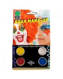 "Aqua Make-Up ""Clown"""