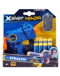 X-Shot Ninja Stealth (24m)