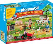 Playmobil Adventskalender Auf dem Bauernhof