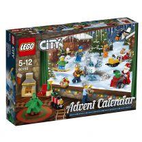 LEGO City Adventskalender 2017