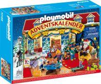 Playmobil Adventskalender Weihnachten im Spielwarengeschäft