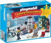 Playmobil Adventskalender Polizeieinsatz im Juweliergeschäft