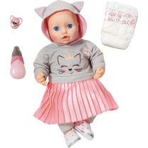 Zapf Creation Baby Annabell Katzenberger-Edition