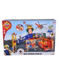 Sam Mega-Feuerwehr- station XXL