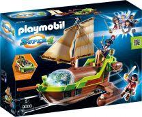 Playmobil Super 4 Piraten-Chamäleon mit Ruby