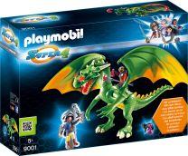 Playmobil Super 4 Ritterland-Drache mit Alex