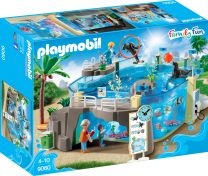 Playmobil Family Fun Meeresaquarium