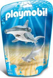 Playmobil Family Fun Hammerhai mit Baby