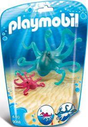 Playmobil Family Fun Krake mit Baby