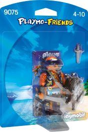 Playmobil Playmo-Friends Pirat