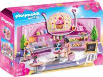 "Playmobil City Life Café ""Cupcake"""