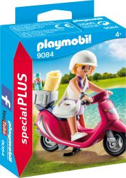 Playmobil Special Plus Strand-Girl mit Roller