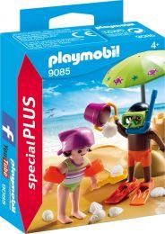 Playmobil Special Plus Kids mit Sandburg