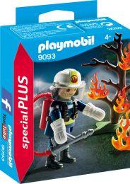 Playmobil Special Plus Feuerwehr-Löscheinsatz