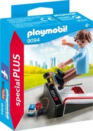 Playmobil Special Plus Skater mit Rampe
