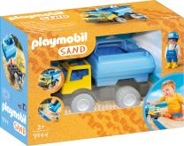 Playmobil Sand Wassertank-Laster