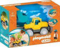 Playmobil Sand Schaufelbagger
