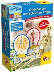 Piatnik Kleines Genie - Entdecke den menschlichen Körper