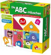 Piatnik Carotina - Die ABC Häuschen