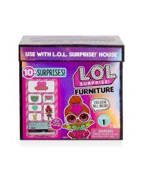 L.O.L. Surprise! Möbel (inkl. exklusiver Puppe)