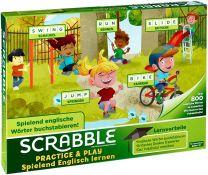 Scrabble Spielend Englisch lernen